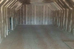 Fiberglass-insulation-in-new-construction-home