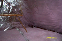 Radiant-barrier-insulation-in-Leland-NC