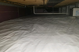 crawlspace insulation wilmington nc
