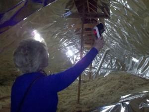 hot attic